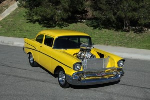 001-yellow-57-chevy-front-blown
