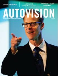 AutoVision will be a quarterly publication from the Kentucky Automotive Industry Association.