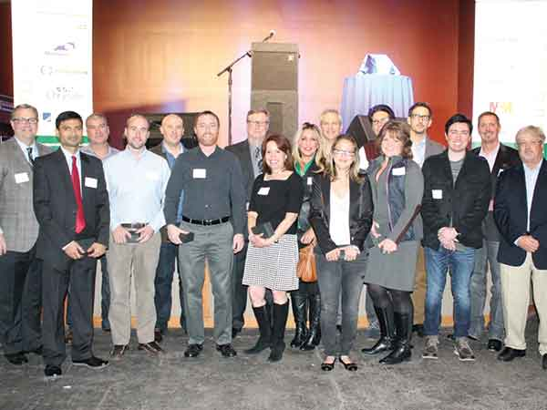 SPARK's annual entrepreneurial celebration during last year's Global Entrepreneurship Week recognized 22 companies called eAchievers.