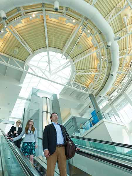 Local passenger traffic at the Cincinnati/Northern Kentucky International Airport increased by 38 percent since 2013.
