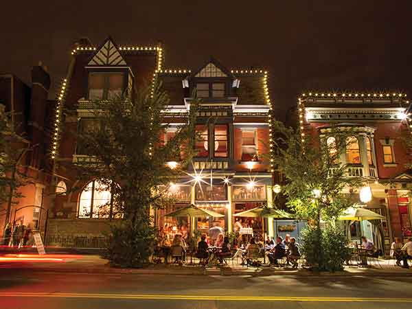 MainStraisse Village in Covington is a popular shopping, dining and tourism destination.