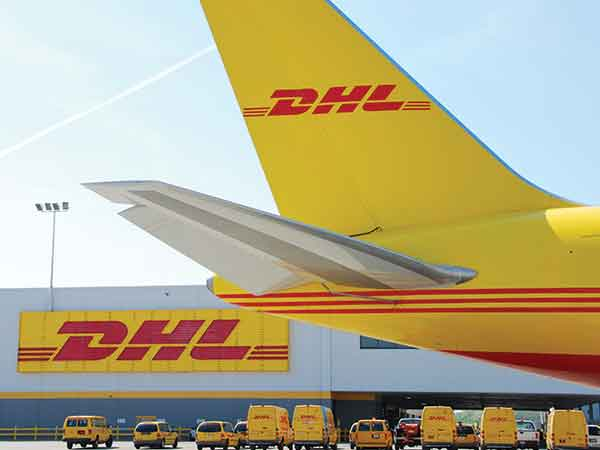 Moving more than 800,000 tons of cargo in 2015 and processing approximately 46 million international shipments annually, DHL's presence at CVG makes the airport the eighth largest cargo airport in North America, and the 34th largest in the world.