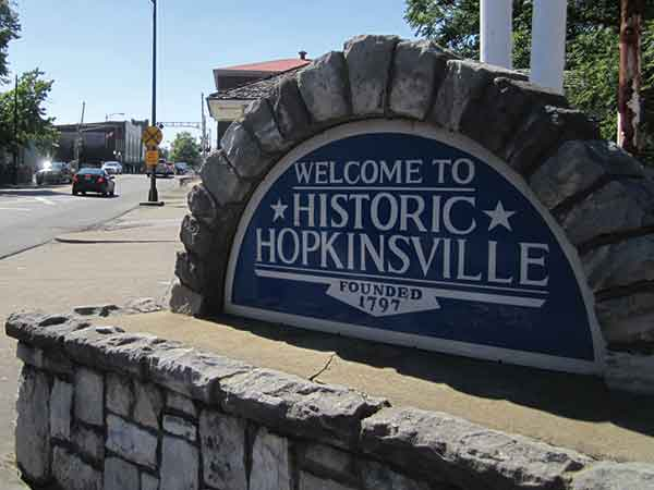 The small city of Hopkinsville in Western Kentucky will be the best place on the earth to view the Aug. 21, 2017 total solar eclipse.