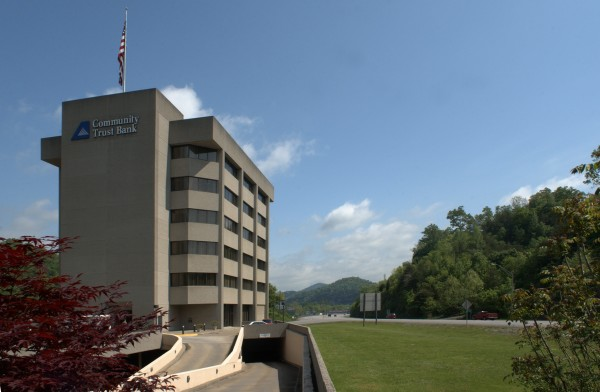 Community Trust Bancorp's corporate headquarters is located in Pikeville, Ky.
