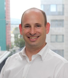 Dror Tamir, co-founder and CEO of Hargol FoodTech of Israel