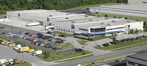 LINAK's North and South American headquarters is located at 2200 Stanley Gault Parkway in Louisville.