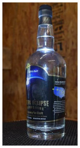 Total Eclipse Moonshine, the Official Drink of the 2017 Solar Eclipse, is distilled and bottled by Casey Jones Distillery. (PRNewsfoto/Casey Jones Distillery)
