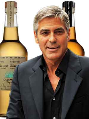 Diageo, parent company of Kentucky-based Bulleit Bourbon, is buying George Clooney's Casamigos tequila for up to $1 billion, according to the company.
