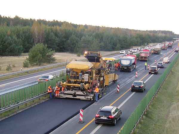 Highway construction funded by Kentucky's Transportation Cabinet was paused in 2016  to rebuild balances in the state Road Fund.  State gas tax rates, set by a formula based on wholesale prices, was adjusted to a minimum  of 26 cents per gallon. The cabinet plans to issue  $50 million in new construction contracts in the  fiscal year beginning in July.