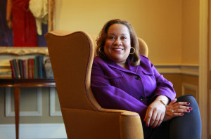 Dana Canedy was named the administrator of the Pulitzer Prizes recently. (Mark Cornelison | UK Photo)