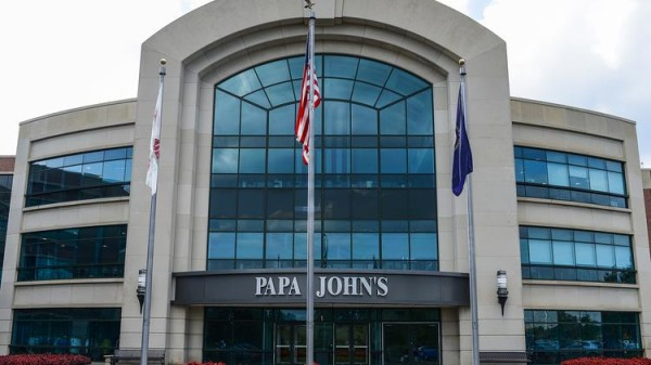Papa John's International, Inc. has roughly 4,600 restaurants worldwide and is located in the Blankenbaker office park.