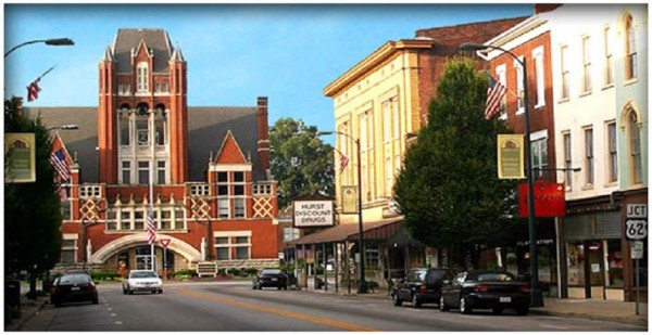 Bardstown regularly wins awards for its spectacular downtown, including No. 7 among U.S. communities in economic development by Site Selection magazine.