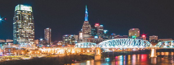 "Nashville is known as ""Music City."""