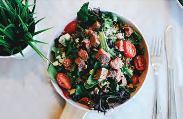 CoreLife Eatery in The Summit at Fritz Farm boasts scratch cooking in a fast casual service.