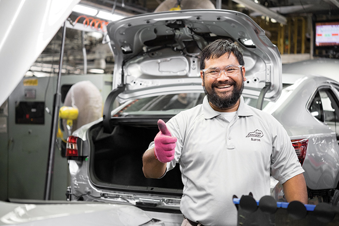 Toyota recently invested another $1.3 billion, reaffirming its position as Central Kentucky's largest foreign invested company.