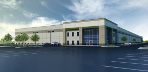 A rendering of the new DCL facility