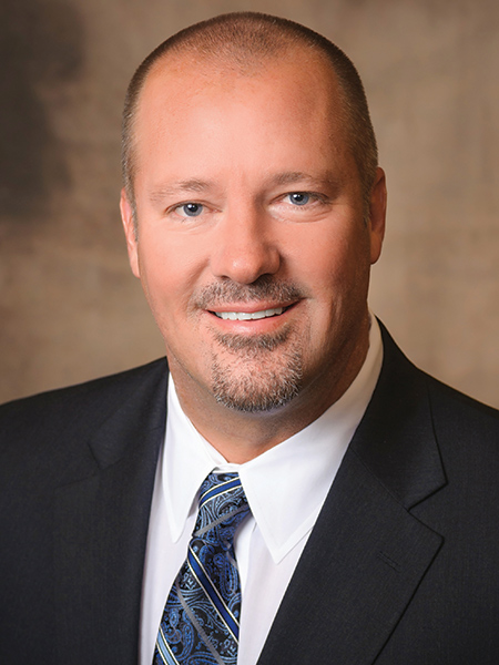 Travis Cobb is the senior vice president - network operations Americas for DHL Express.
