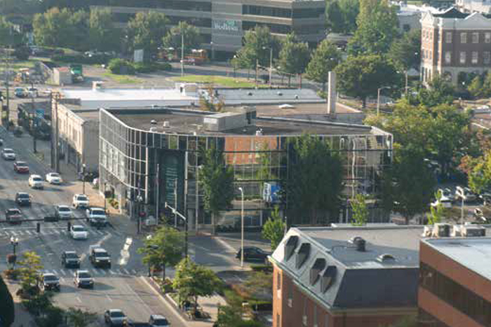 Situated in the middle of downtown, Commerce Lexington was named the nation's 2016 Chamber of the Year.