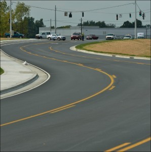 The plan included relocating sections of Crittenden Drive.