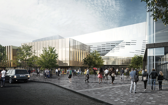 The Lexington Convention Center is set to undergo a $250 million renovation, including a new 100,000-s.f. exhibition space.