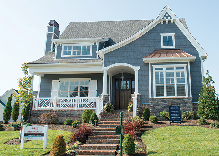 Home sales are breaking records in Lexington and beyond. The average price of a home rose from $186,000 to approximately $206,000, just from 2016 to 2017.