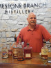 Steve Beam, who with his brother, Paul, owns Limestone Branch Distillery.