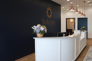 Solstice Dental & Aesthetics opened at the end of 2017.