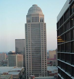 400 West Market in Louisville has been the tallest building in the state since 1993.