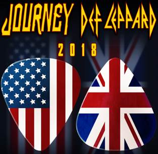 Journey and Def Leppard's 58-city tour hits Louisville July