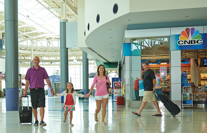 According to the U.S. Department of Transportation, CVG saw a year over year passenger growth of 156 percent for 2017,  versus a national average of just 4 percent.