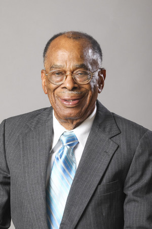 Gus Ridgel was the first African American graduate student at Mizzou.