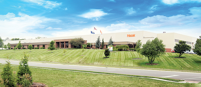 Headquartered in Florence, Mazak Corporation is a leader in the manufacturing of advanced technology solutions.