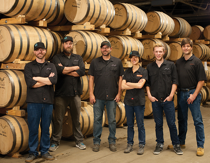 "Thanks in part to distilleries like New Riff Distillery in Newport, Northern Kentucky was dubbed an ""official gateway"" to the Kentucky Bourbon Trail."