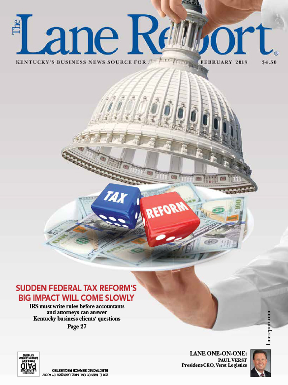 Lane Report Current Edition Cover