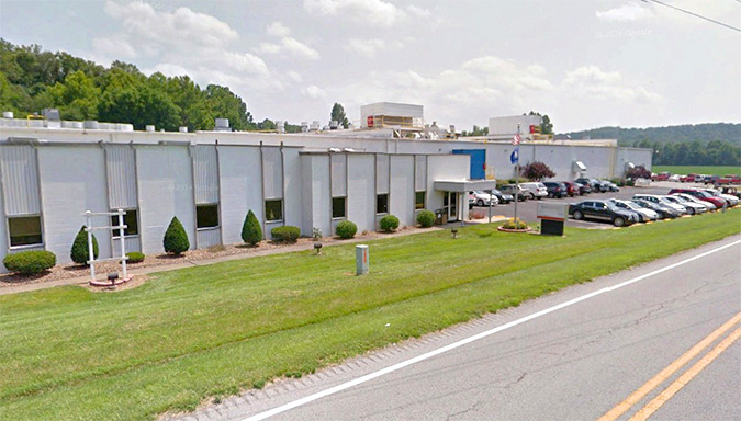 National Office Furniture's Fordsville facility