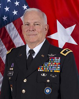 Brig. Gen. Benjamin F. Adams III