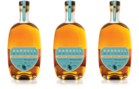 Barrell Craft Spirits introduces its Infinite Barrel Project, a new whiskey blend crafted to honor the infinity bottle tradition.