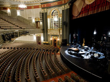 The Brown Theatre is currently home to Kentucky Opera.