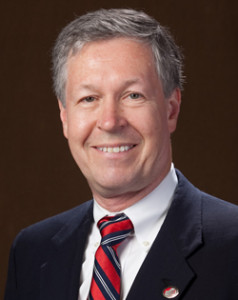 Dr. David Lee, WKU's provost and vice president of Academic Affairs