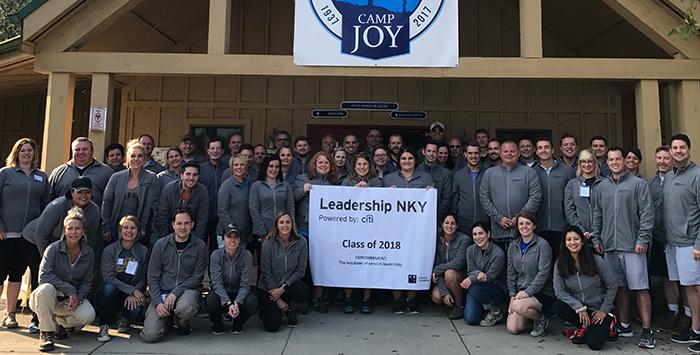 Leadership NKY Class of 2018.