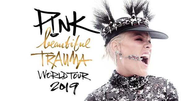 P!nk announces Beautiful Trauma World Tour, coming to Tampa's Amalie Arena