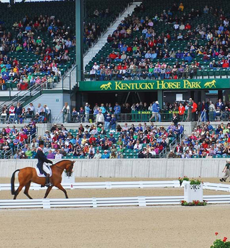 Kentucky Horse Park celebrates 40 years – Lane Report | Kentucky